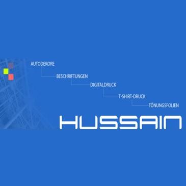T. Hussain Werbe- und Autofolien Fulda